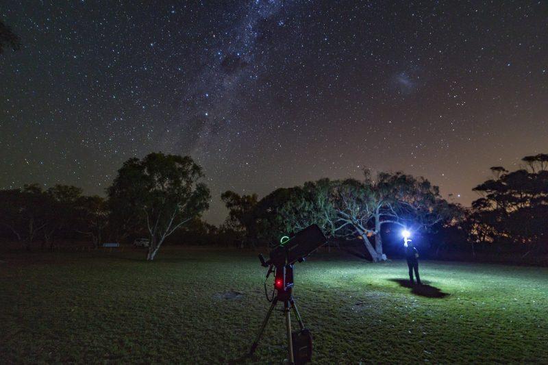 Astro Star Tours, Moonyoonooka, Western Australia