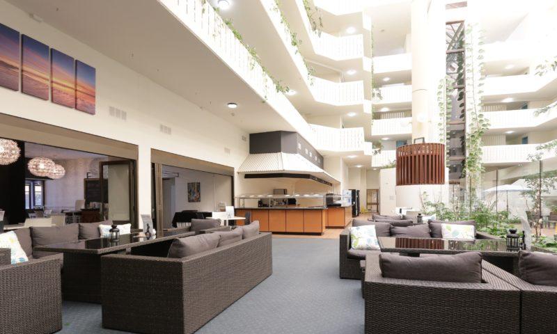 Atrium Hotel, Mandurah, Western Australia