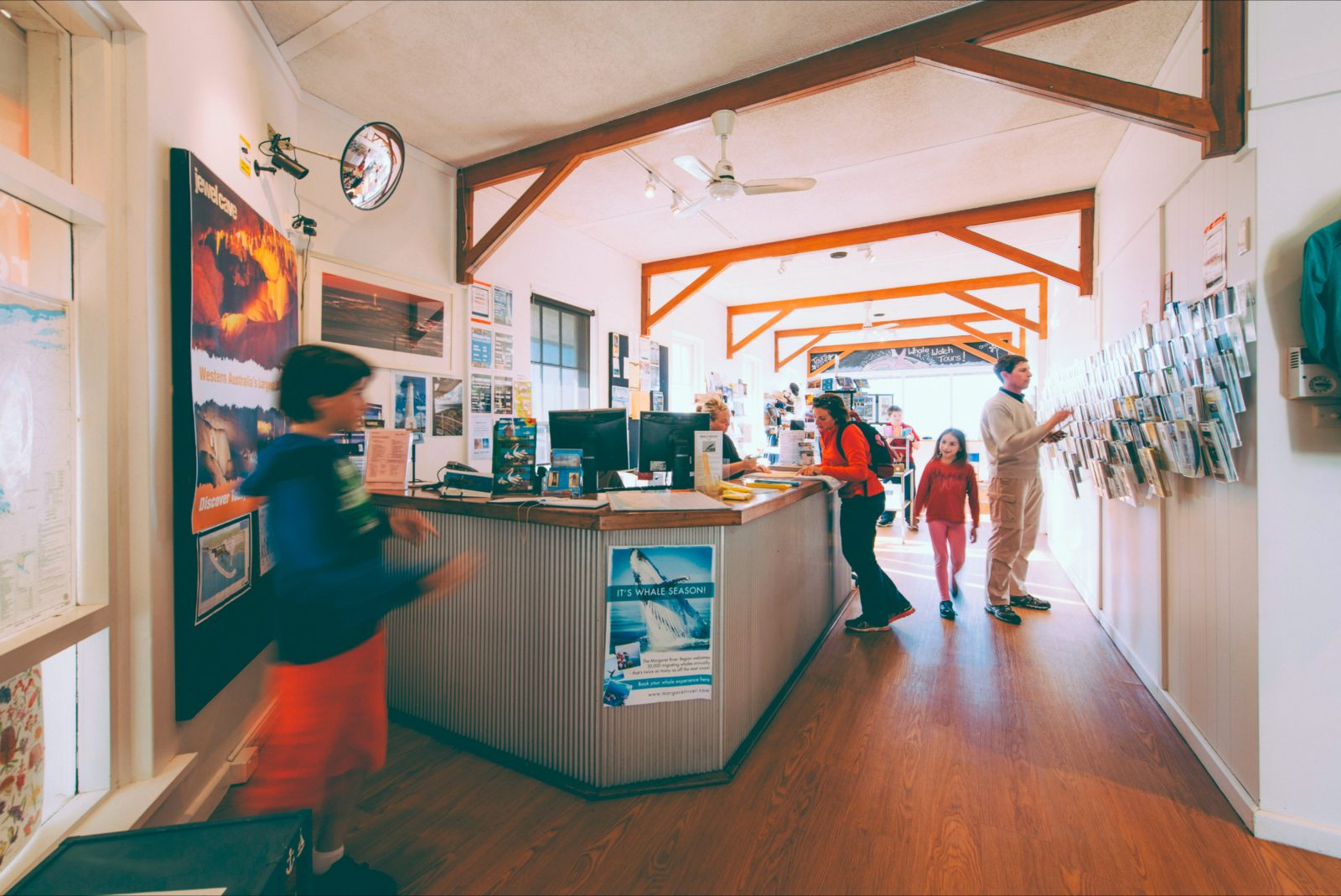 Augusta Visitor Centre, Western Australia