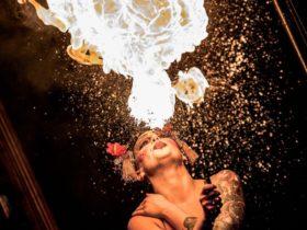 Aurora Galore and the Glamorous Weirdos - Fringe World, Northbridge, Western Australia