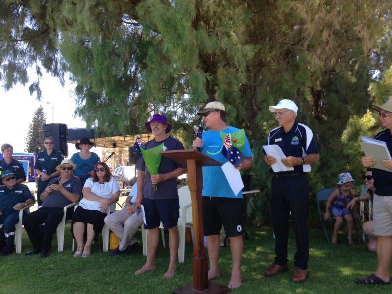 Australia Day Citizenship Ceremony 2019, Port Denison, Western Australia