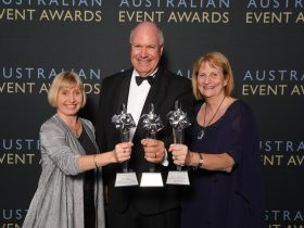 Australian Event Awards and Symposium, Burswood, Western Australia
