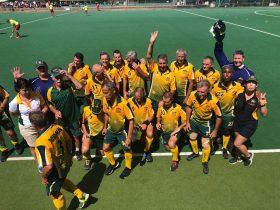 Australian Men's Masters Hockey Championship, Bunbury, Western Australia
