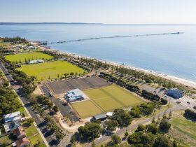 Australian Seniors Tennis Championships, Busselton, Western Australia