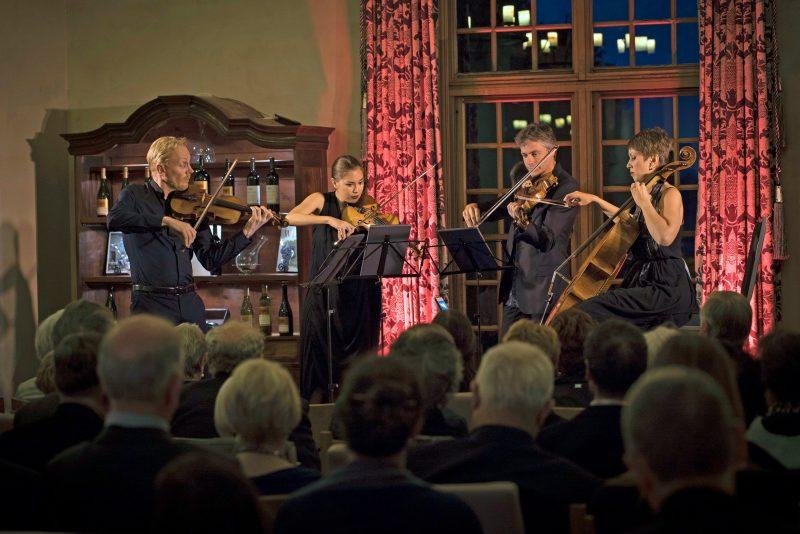 Australian String Quartet - Margaret River Festival of Music, Margaret River, Western Australia