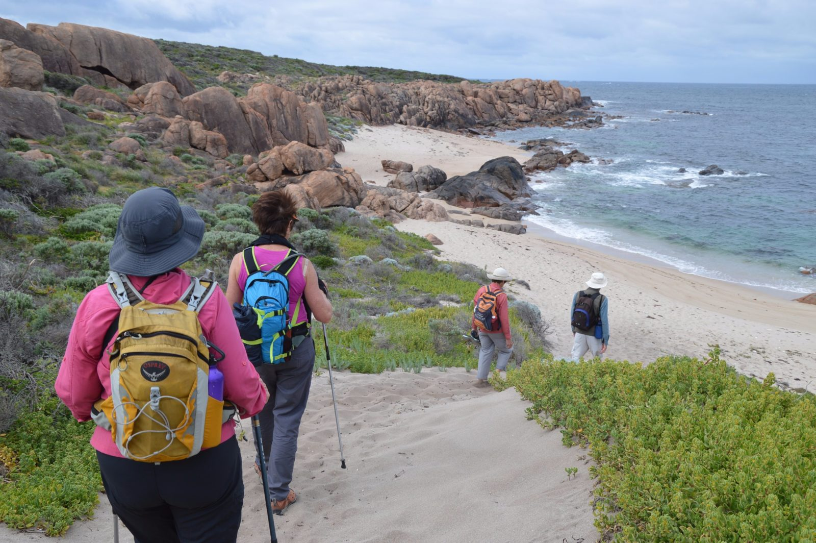 Australian Walking Holidays, Perth, Western Australia