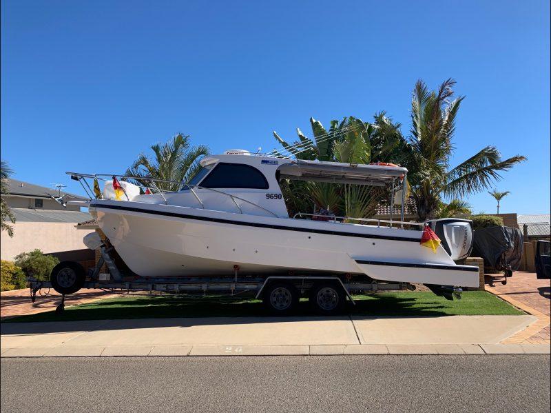 Austsea Tours, Wandina, Western Australia