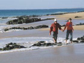 Back Beach, Bunbury, Western Australia