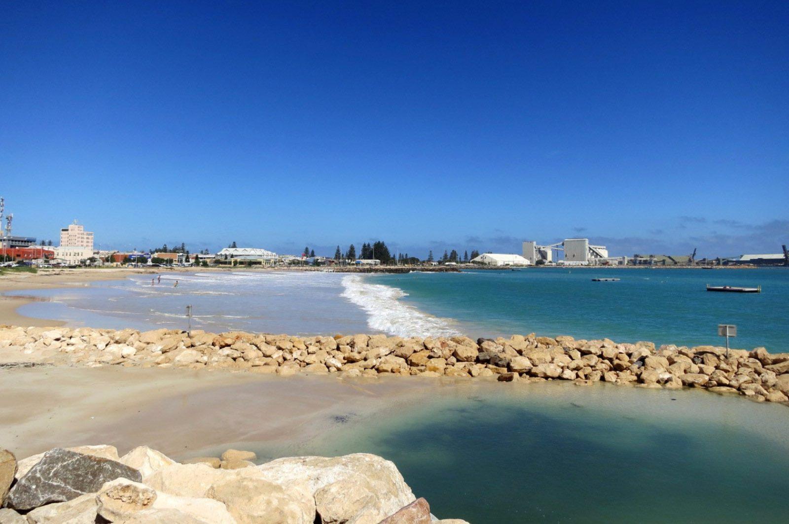 Back Beach, Geraldton, Western Australia
