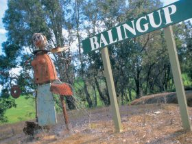 Balingup Heritage Precinct, Balilngup. Western Australia