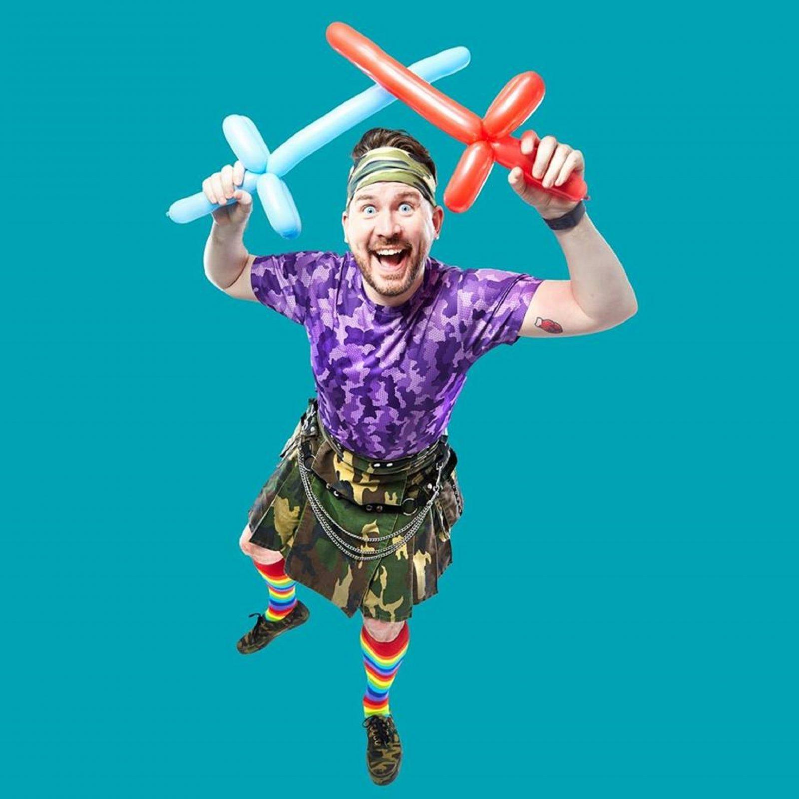 Ballonatics 2: Get Pumped - Fringe World, Perth, Western Australia