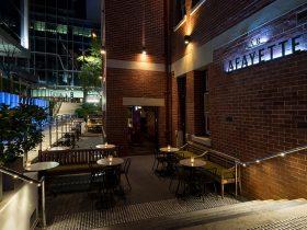 Bar Lafayette, Perth, Western Australia