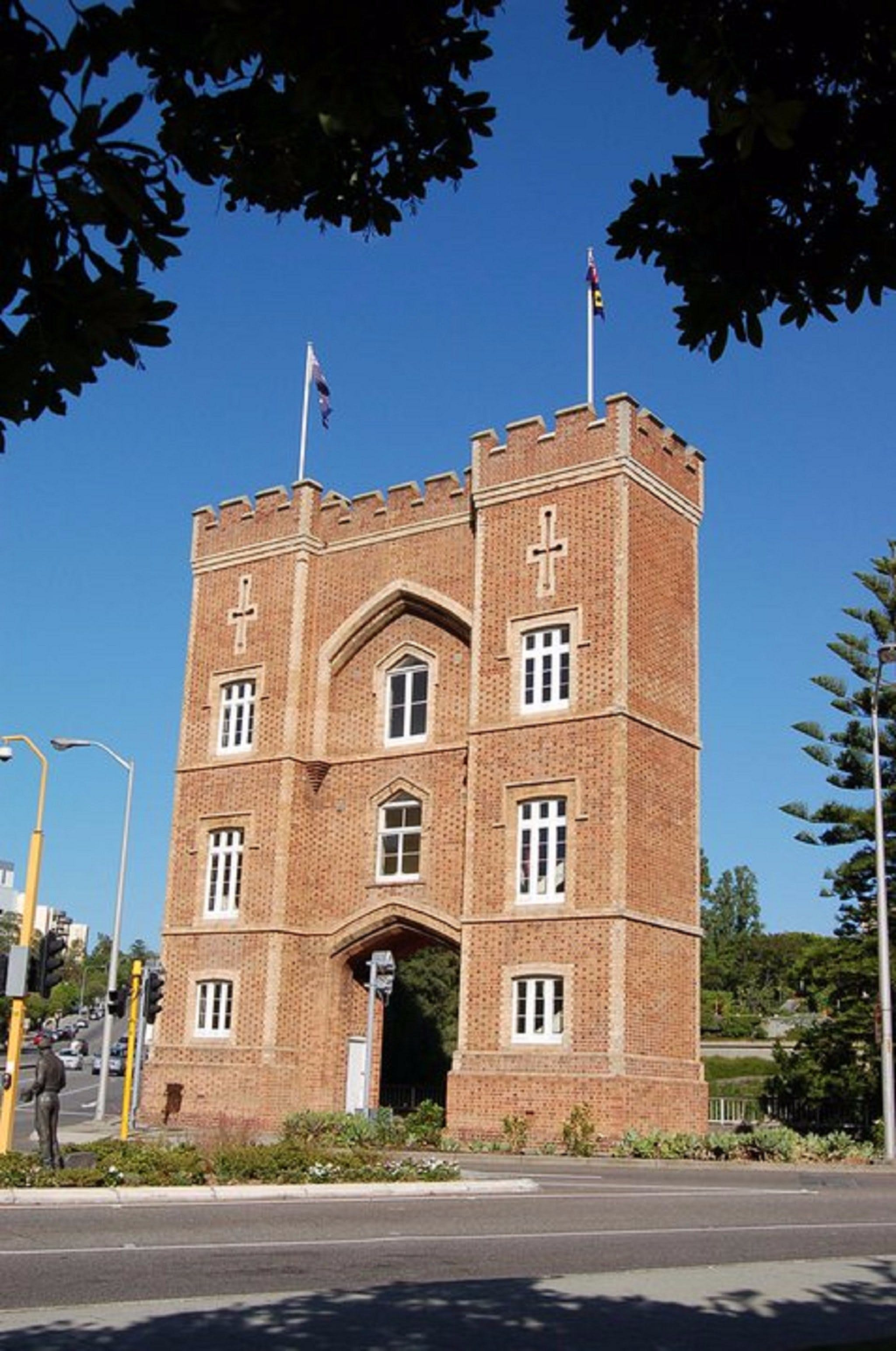 Barracks Archway, Perth, Western Australia