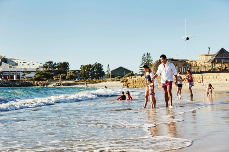 Bathers Beach, Fremantle, Western Australia