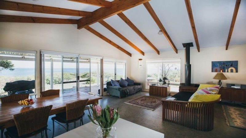 Bay Beach House, Peppermint Grove Beach, Western Australia