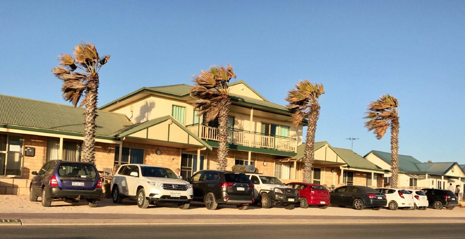 Bay Lodge, Denham, Western Australia