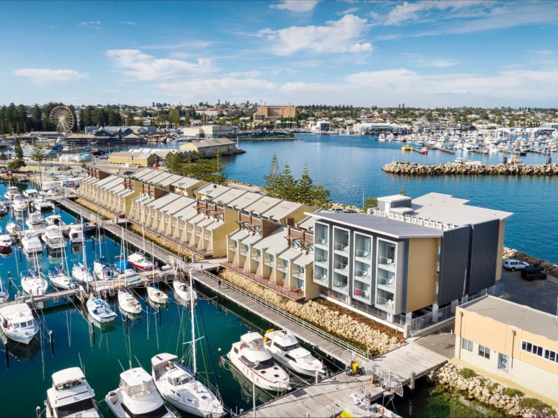 Be. Fremantle Serviced Apartments, Western Australia