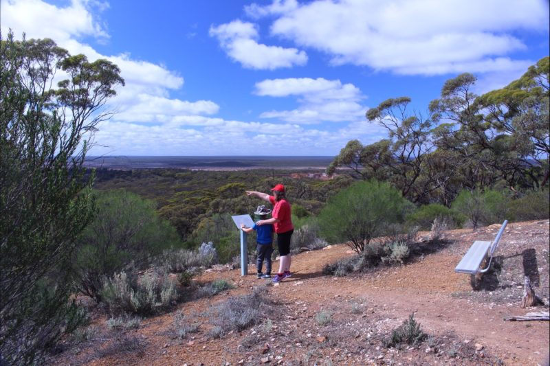 Beacon Hill Lookout and Museum, Western Australia