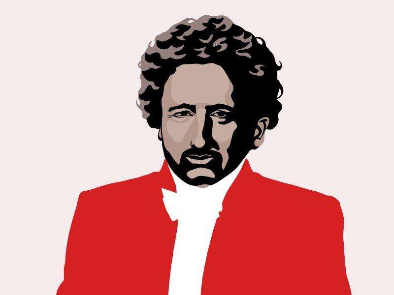 Beethoven's Missa Solemnis feature artwork