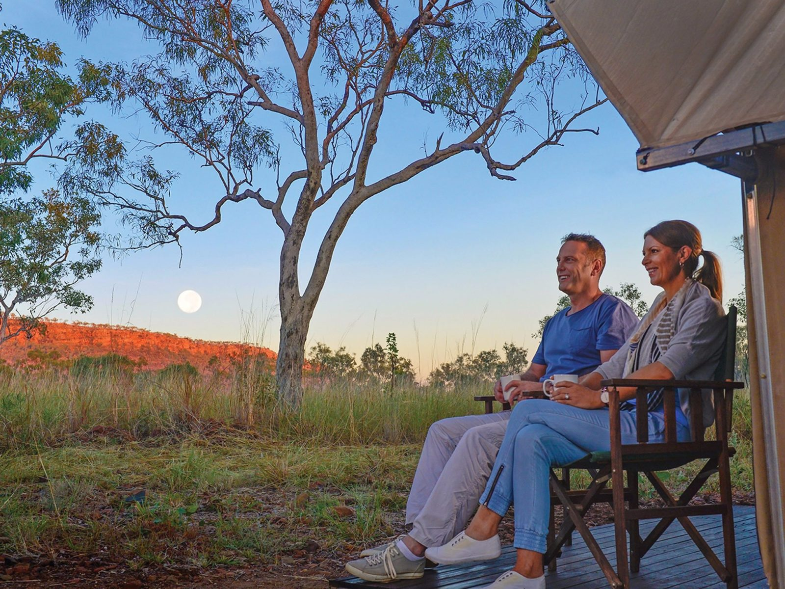 Bell Gorge Wilderness Lodge, Imintji, Western Australia