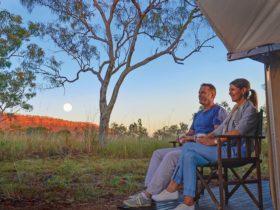Bell Gorge Wilderness Lodge, Imintji, Western Australia