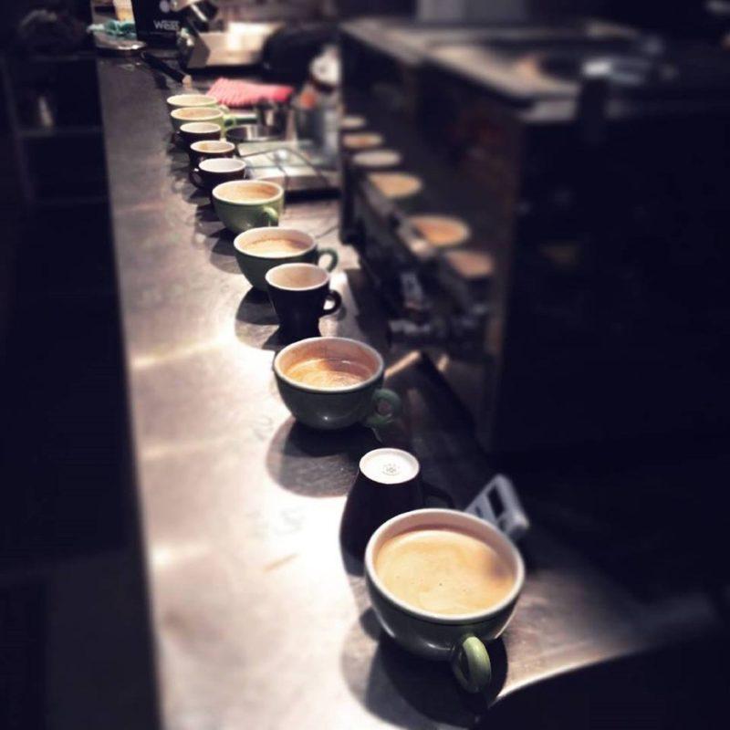 Bench Espresso, Perth, Western Australia