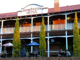Best Western Pemberton Hotel, Pemberton, Western Australia