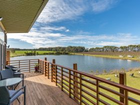 Bettenay's Lakeside Chalets and Luxury Spa Apartment, Cowaramup, Western Australia