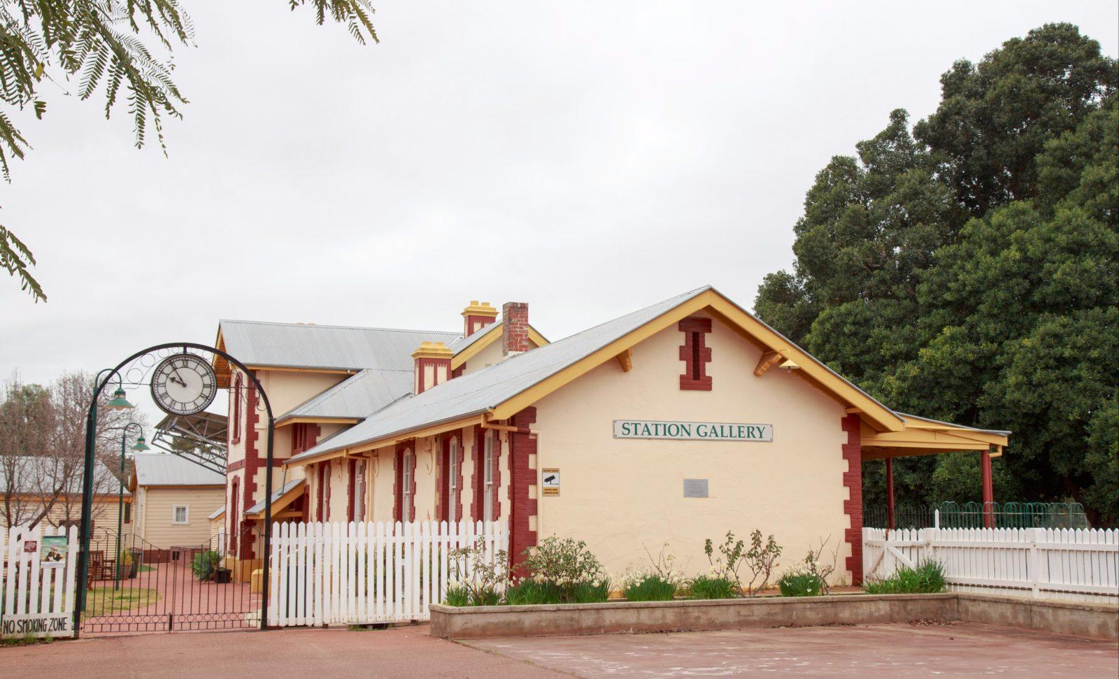 Beverley Station Arts, Beverley, Western Australia