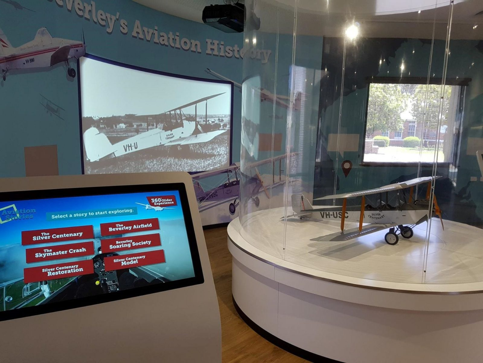 Beverley Visitor Centre, Beverley, Western Australia