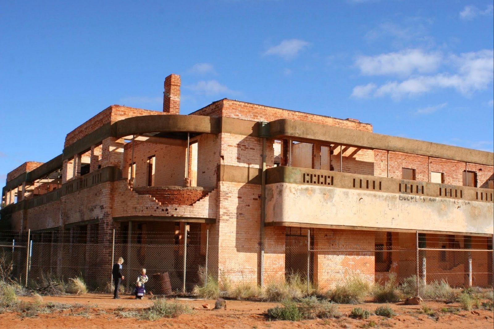 Big Bell Ghost Town, Cue, Western Australia