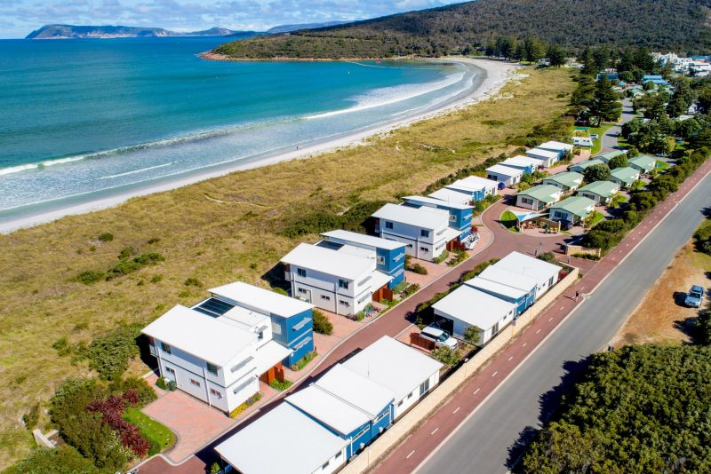 BIG4 Middleton Beach Holiday Park, Middleton Beach, Western Australia