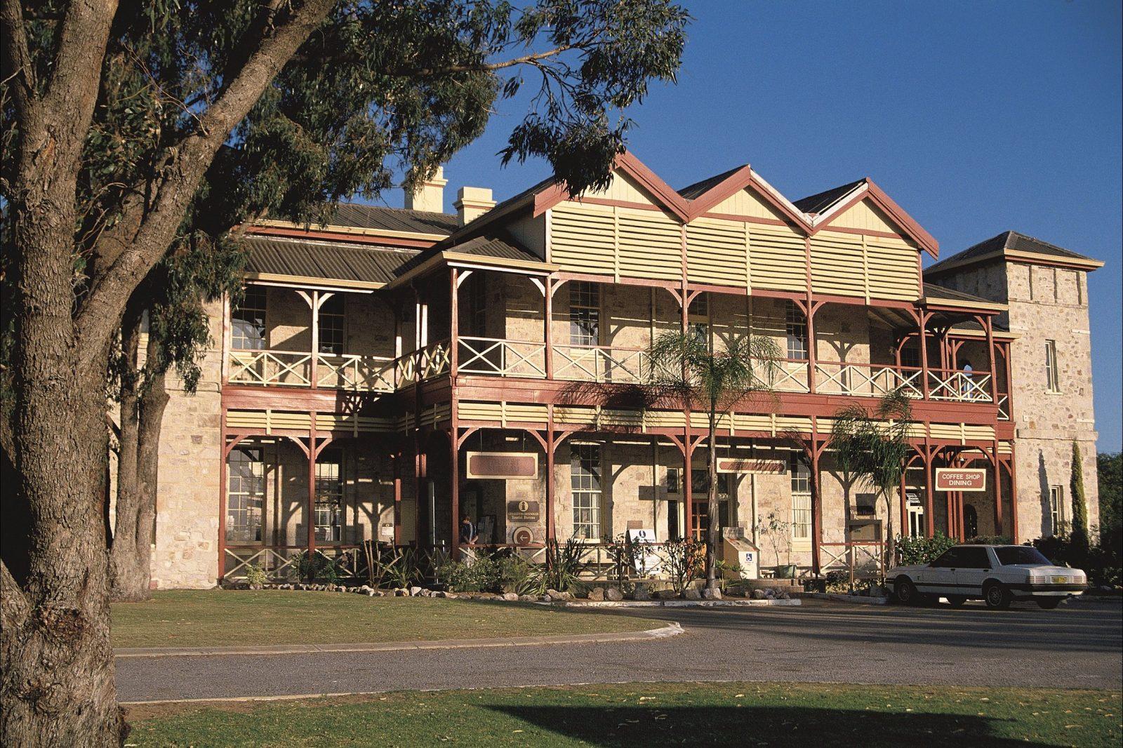 Bill Sewell Complex, Geraldton, Western Australia
