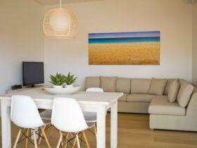 Bright, spacious Villa interiors