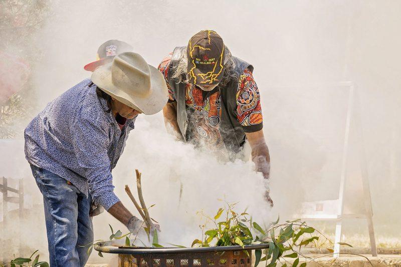 Bindjareb Boodja - Back to Pinjarra Commemoration, Pinjarra, Western Australia