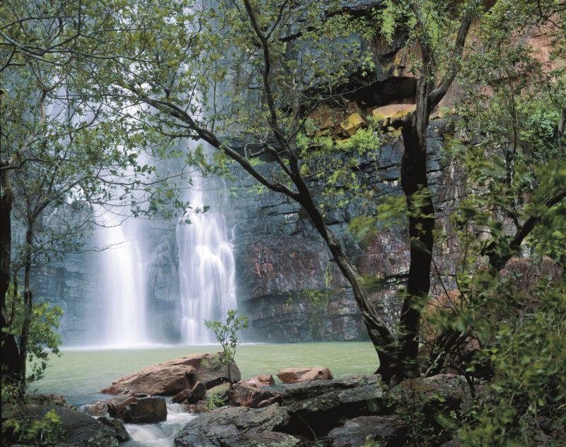 Black Rock Falls, Western Australia