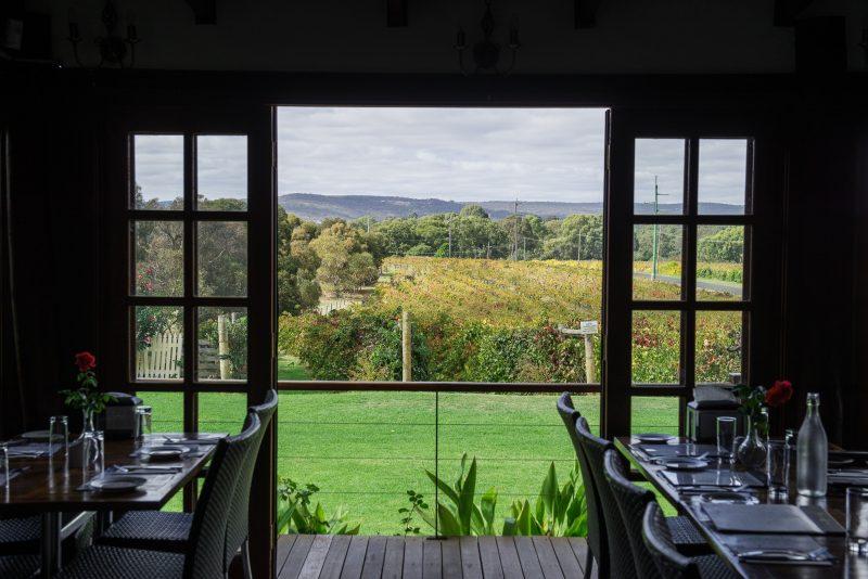 Black Swan Winery and Restaurant, Henley Brook, Western Australia