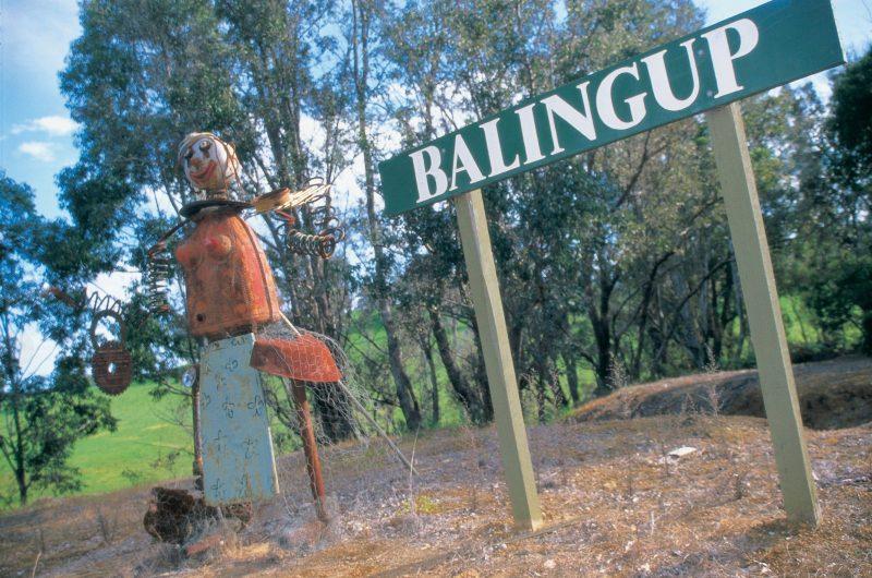 Blackwood River Valley Farm Trail, Balingup, Western Australia