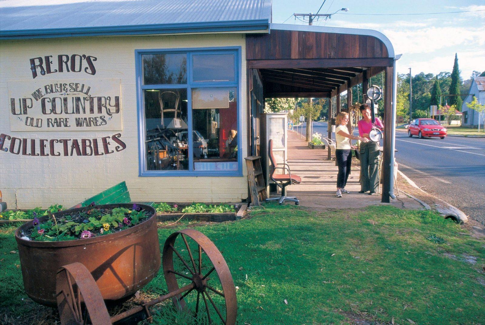 Blackwood River Valley Food and Beverage Trail, Balingup, Western Australia