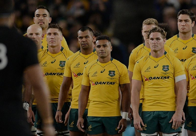 Wallabies v All Blacks at Optus Stadium, Perth, Western Australia