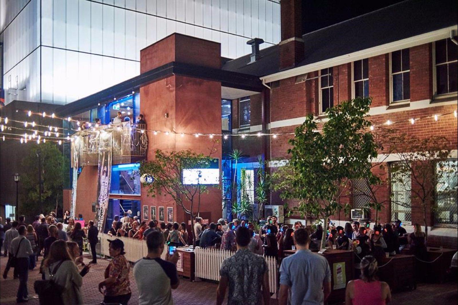 Blue Room Theatre, Northbridge, Western Australia