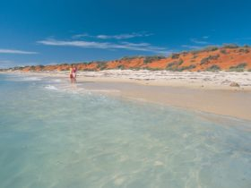 Bottle Bay Camp, Francois Peron National Park, Western Australia