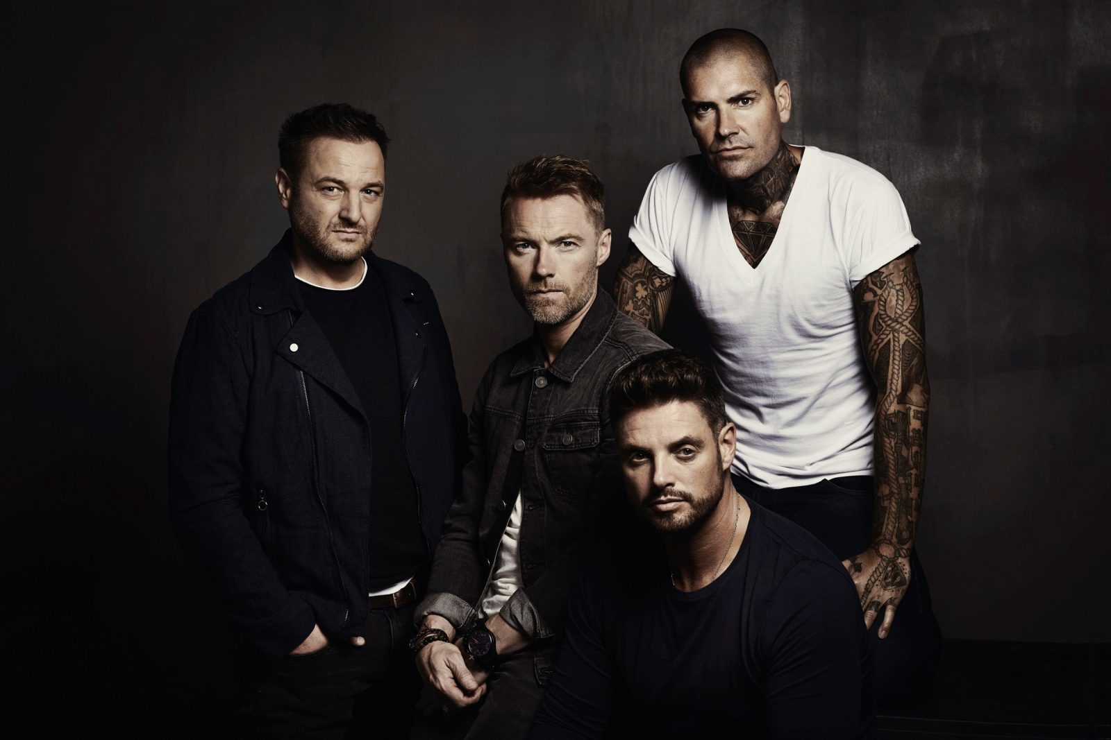 Boyzone Thank You and Goodnight Tour 2019 - with Brian McFadden, Perth, Western Australia