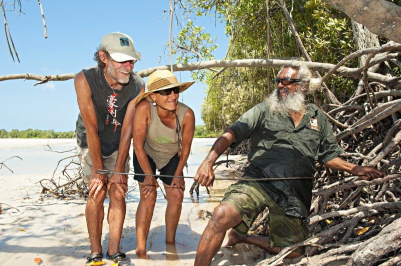 Brian Lee Hunters Creek Tagalong Tours, Broome, Western Australia