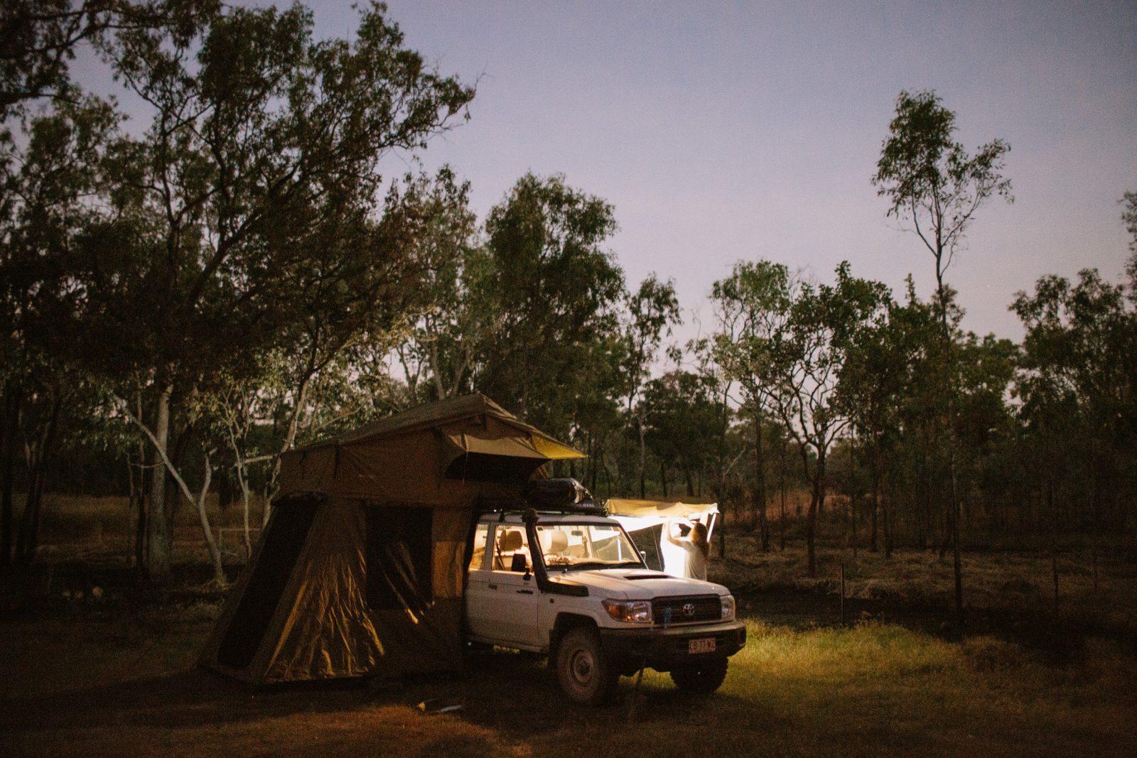 Britz Campervans and 4WD - Broome