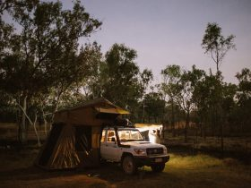Britz Campervans and 4WD - Broome