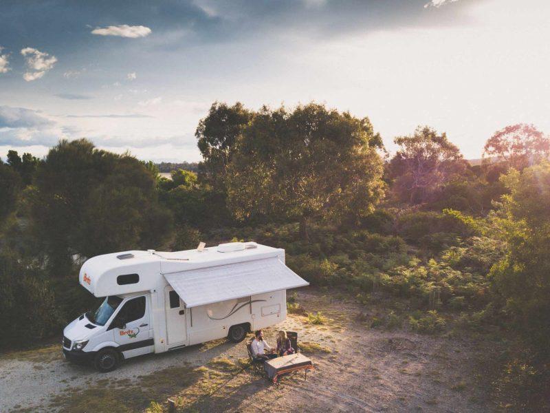Britz Campervans and 4WD - Perth, Redcliffe, Western Australia