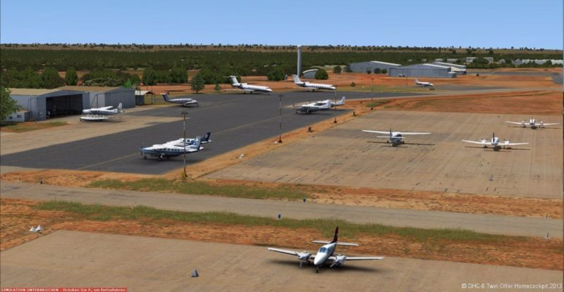 Broome International Airport, Broome, Western Australia