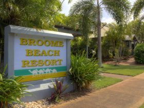 Broome Beach Resort, Broome, Western Australia