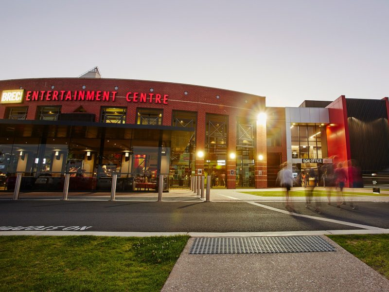 Bunbury Regional Entertainment Centre, Bunbury, Western Australia